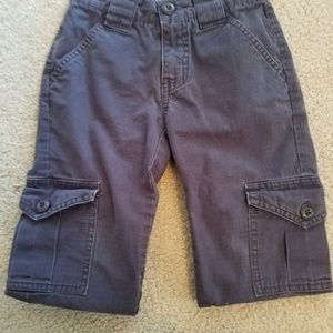 Boy's Limited Too navy blue pants